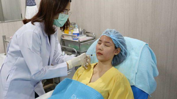 ฉีดมาเด้ คอลลาเจน by charmer clinic